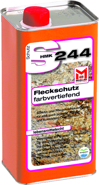 HMK S244 Fleck-Schutz - farbvertiefend