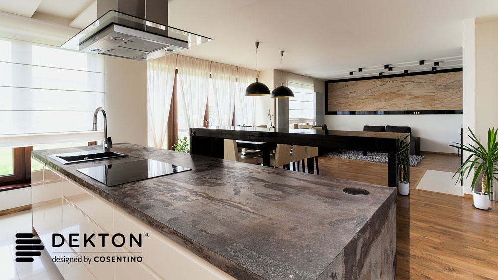 dekton arbeitsplatten agglo naturstein naumann. Black Bedroom Furniture Sets. Home Design Ideas